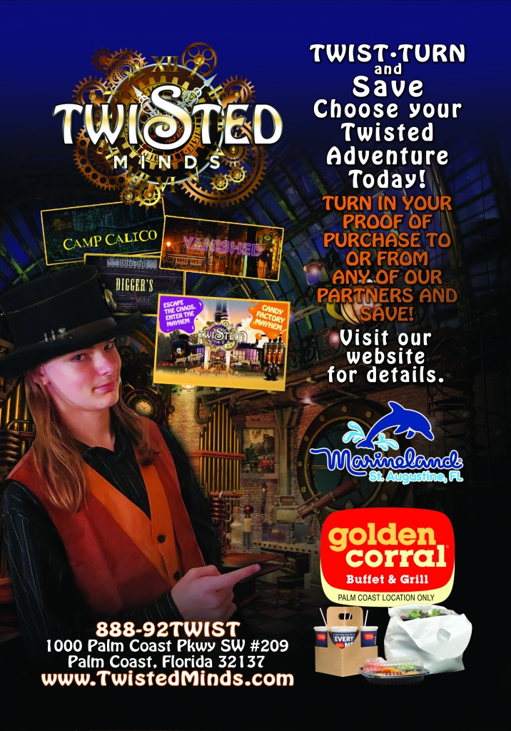 What is your Twisted Adventure?